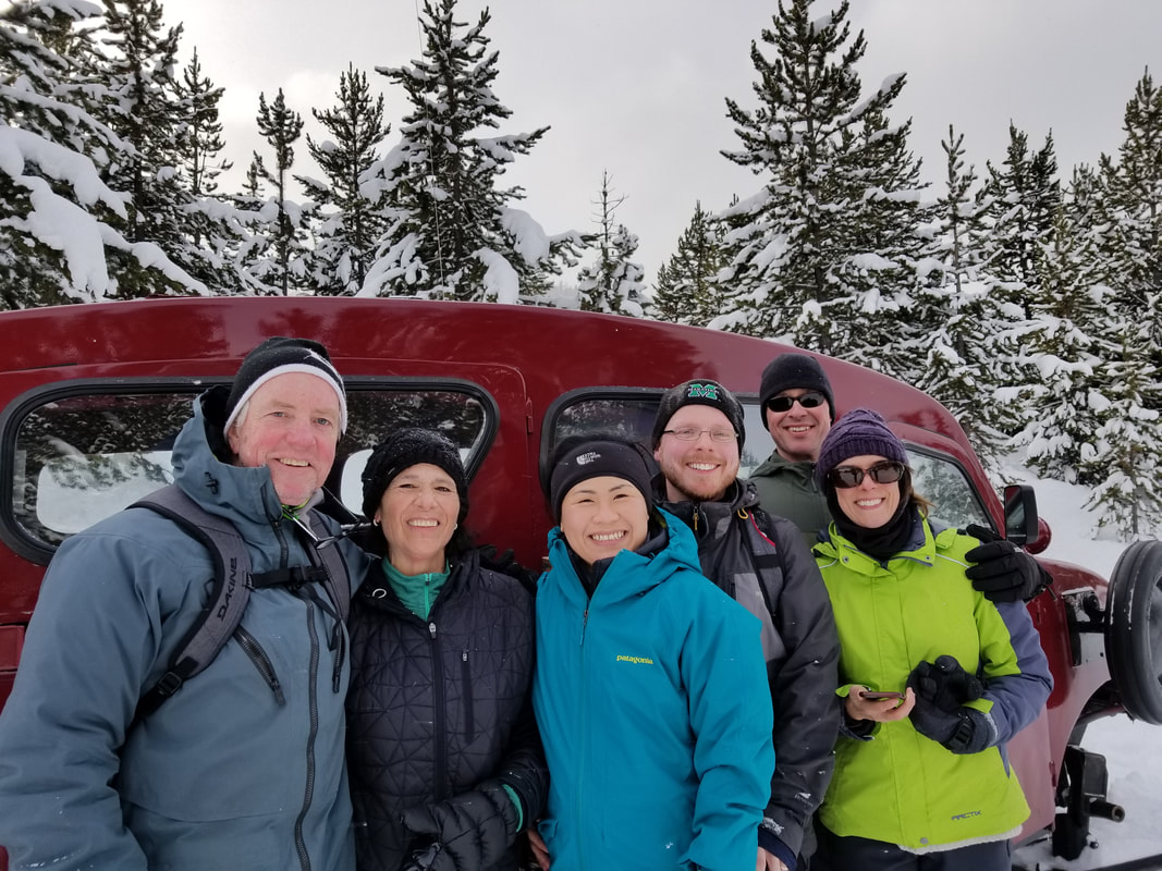 Private Yellowstone Winter Tours
